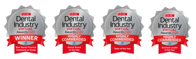 {MY}DENTIST WINS FOUR ACCOLADES AT INDUSTRY AWARDS