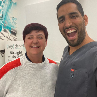 Meet our Young Dentist of the Year